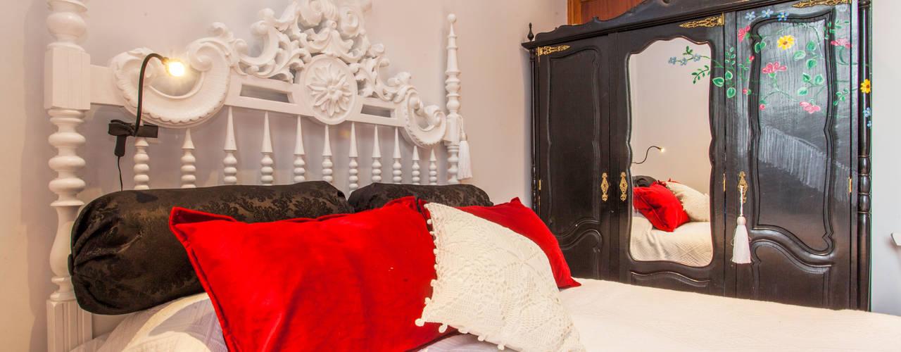 Спальни в . Автор – alma portuguesa