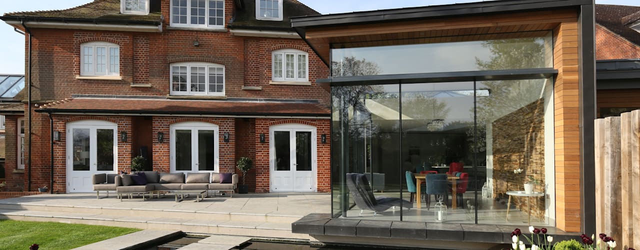 Project: No.10 Modern windows & doors by IQ Glass UK Modern