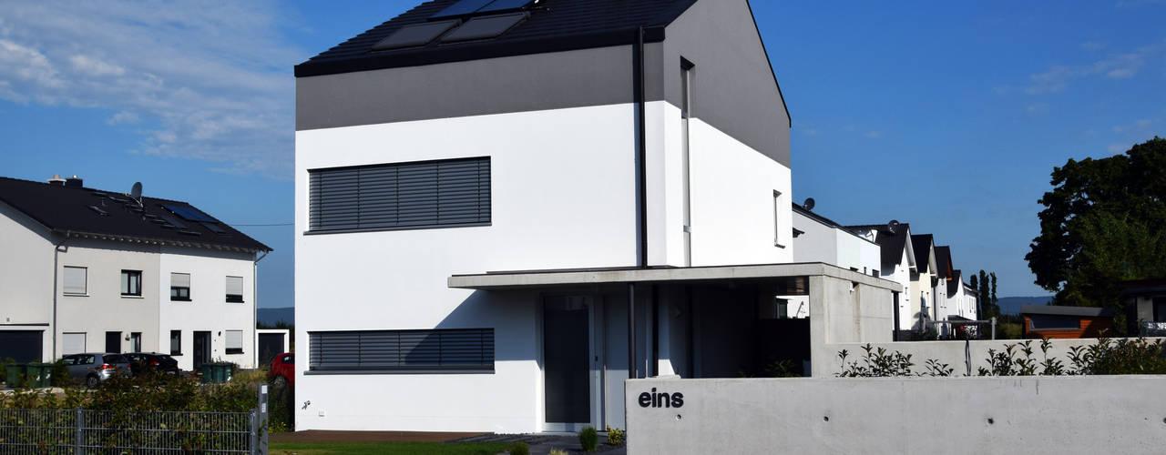 :  Häuser von Marcus Hofbauer Architekt