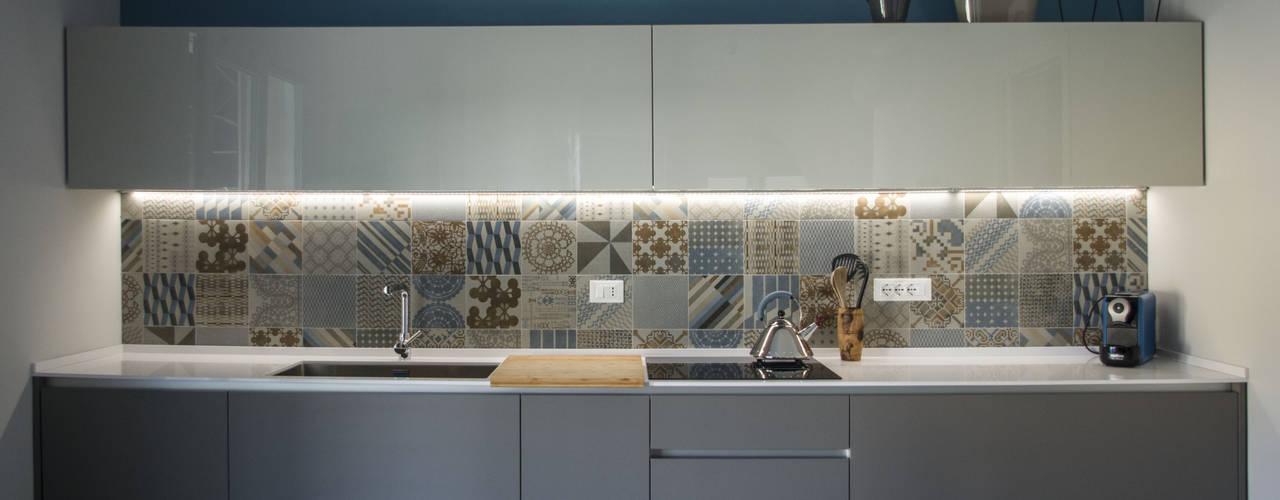 VV_LAD Cucina moderna di LAD studio Moderno