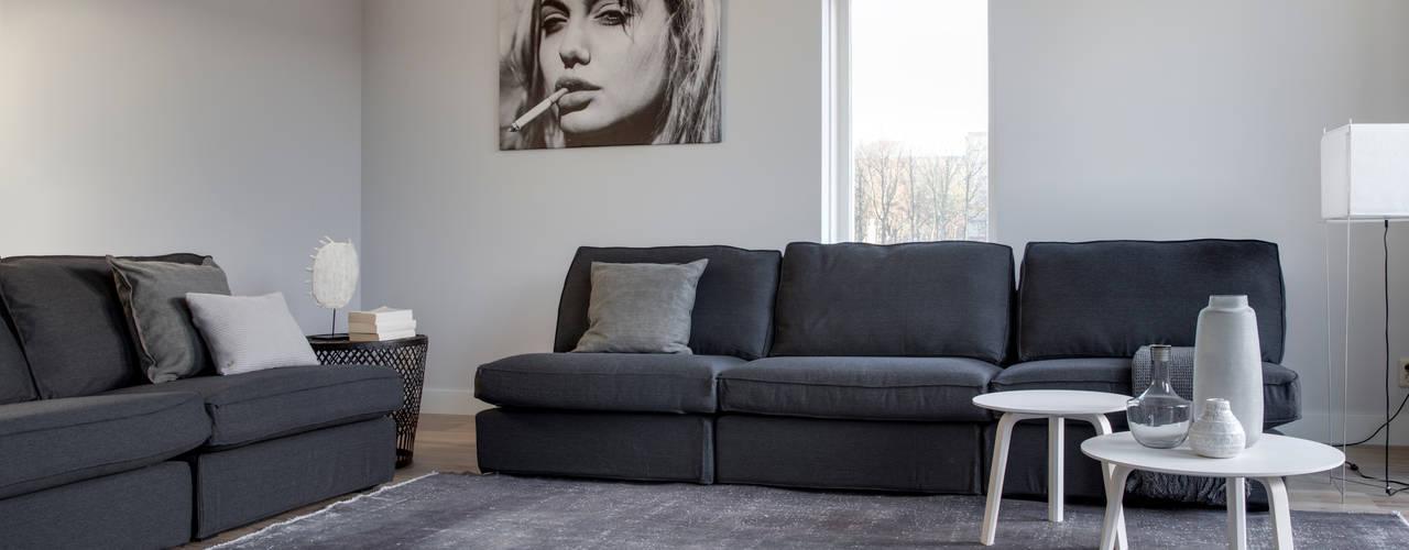 eikelenburg woonkamer door mariska jagt interior design