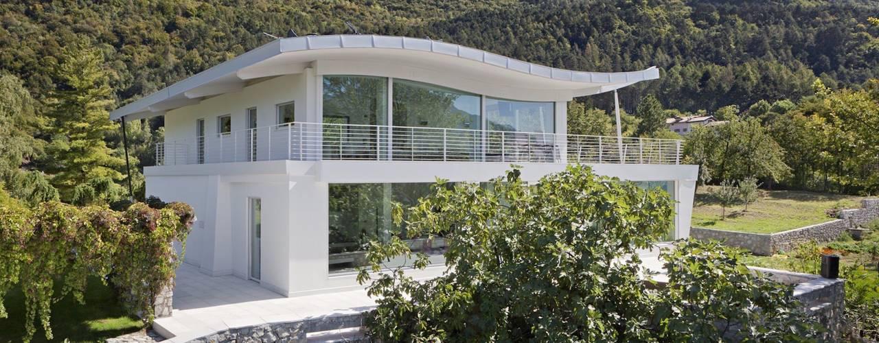 Casas modernas por Mangodesign