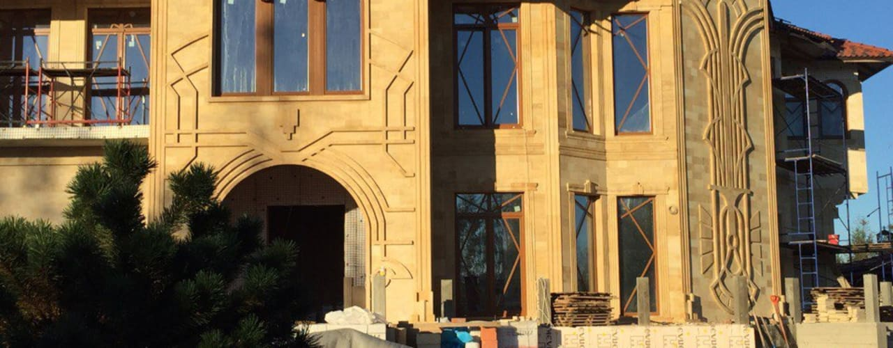 Свежий взгляд на классический Ар Деко Дома в классическом стиле от Геометрия Вкуса Классический