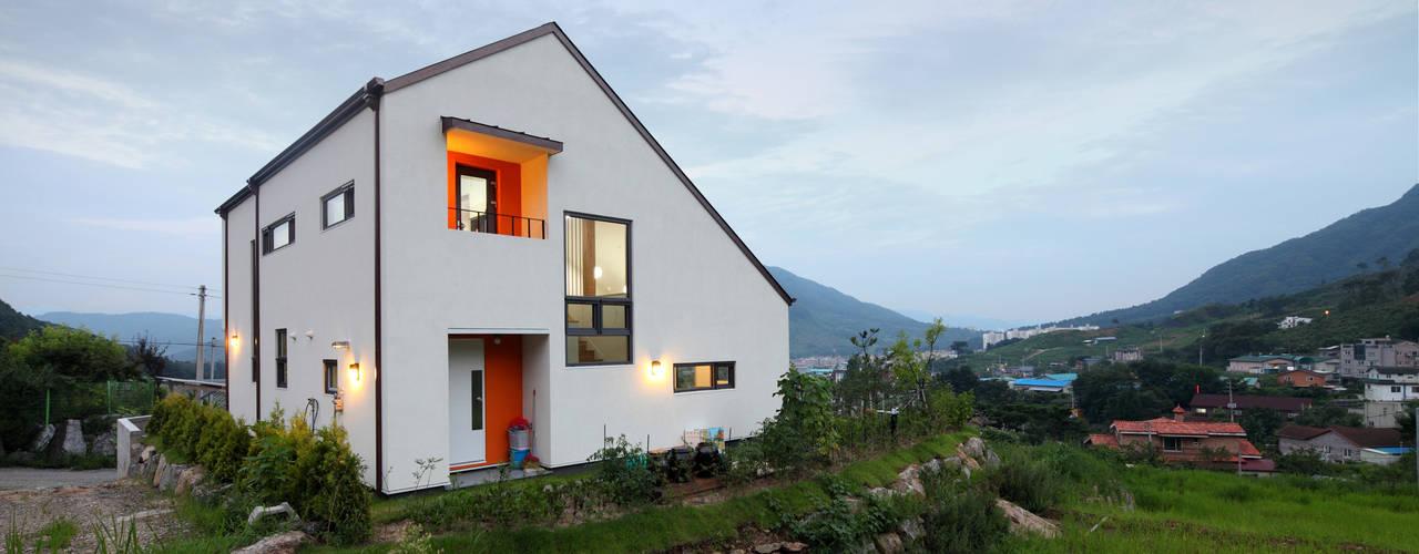 Huizen door 주택설계전문 디자인그룹 홈스타일토토