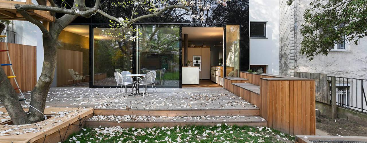 Maisons modernes par bogenfeld Architektur Moderne