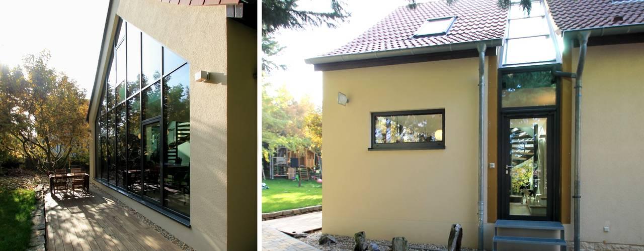 Maisons modernes par Architekturbüro Schumann Moderne