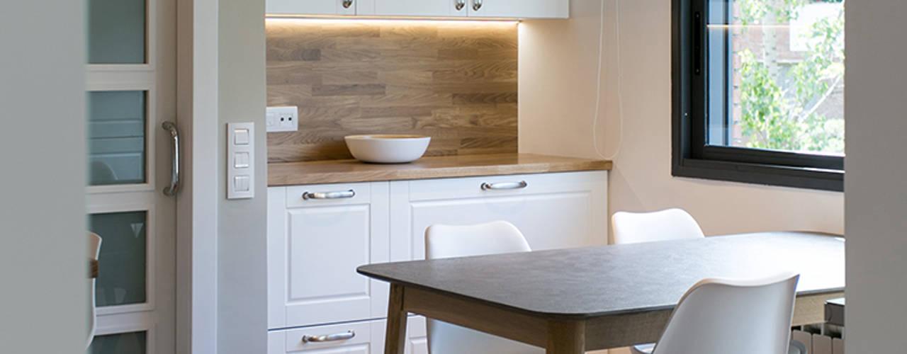 مطبخ تنفيذ dom arquitectura