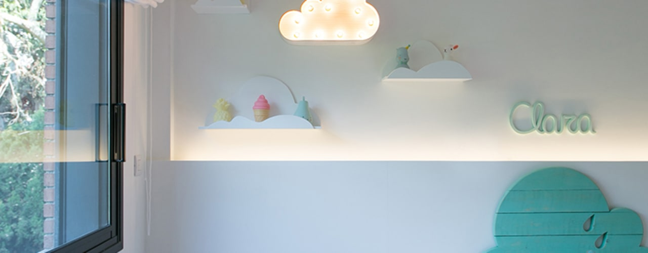 Nursery/kid's room by dom arquitectura