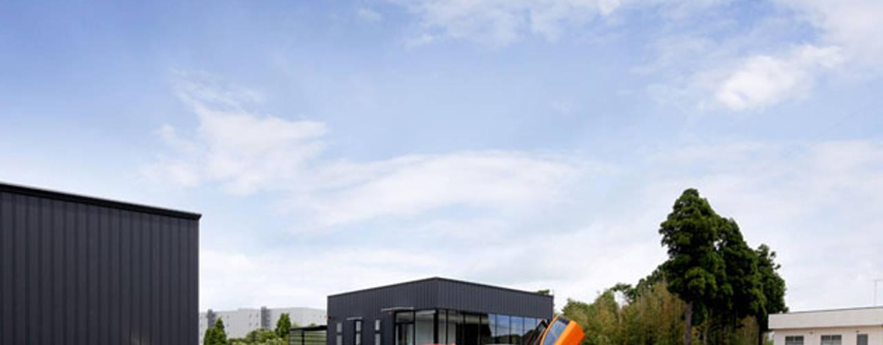 ボックス・ファクトリー の 株式会社Fit建築設計事務所 モダン