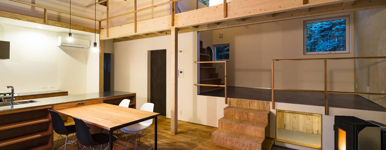 奏でる家 オリジナルな 壁&床 の 一級建築士事務所 Atelier Casa オリジナル