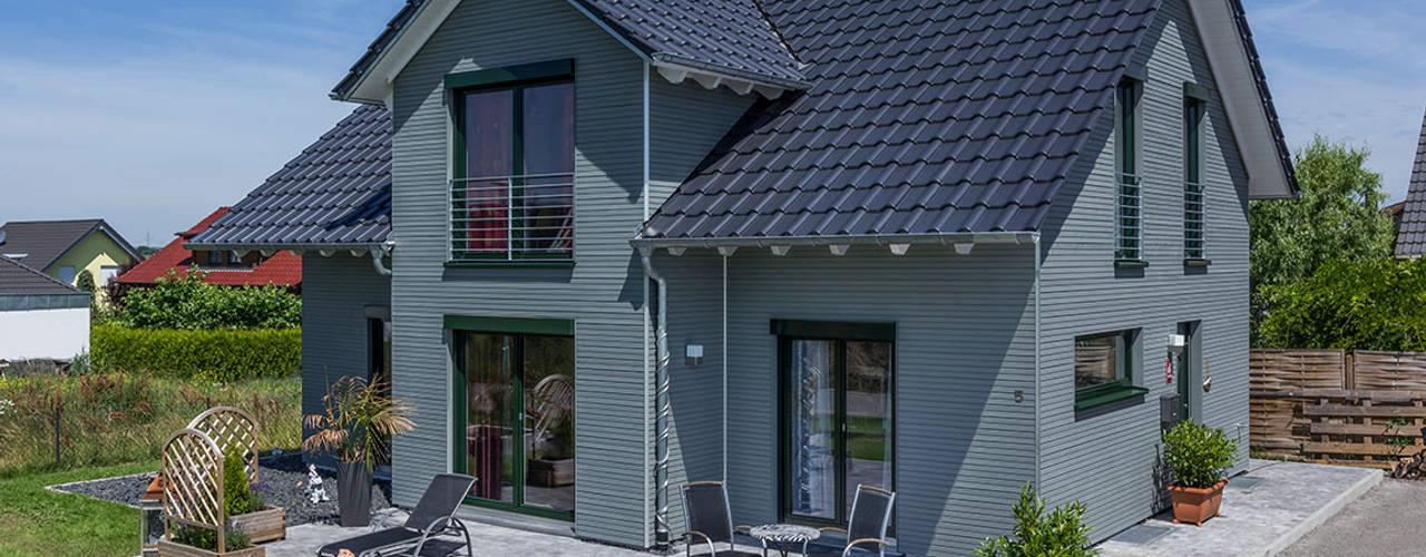 Huizen door KitzlingerHaus GmbH & Co. KG,
