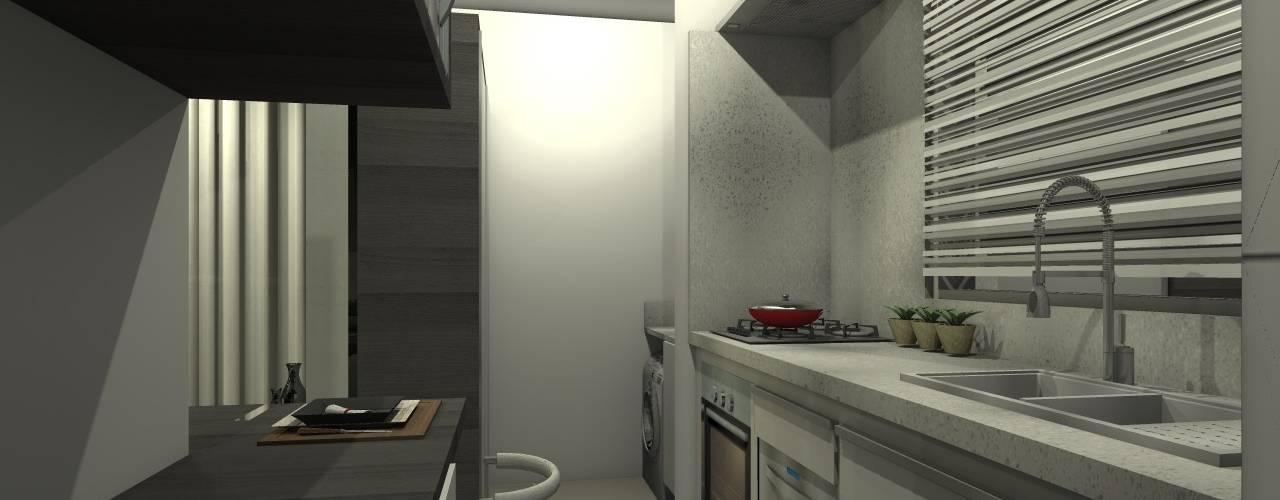 Dapur Modern Oleh Adriana Beluomini Modern