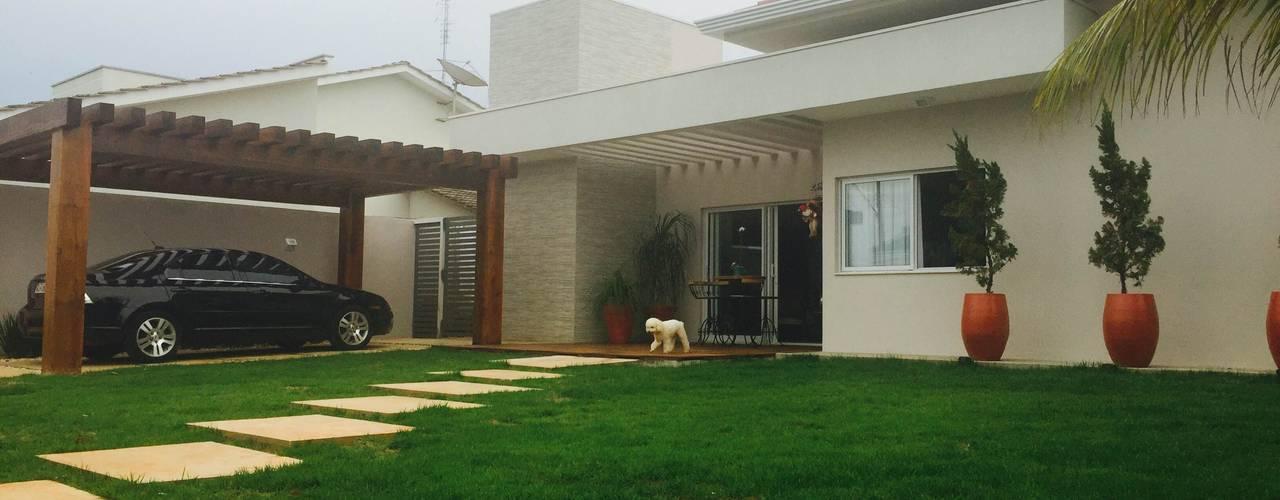 Houses by au cubo arquitetura
