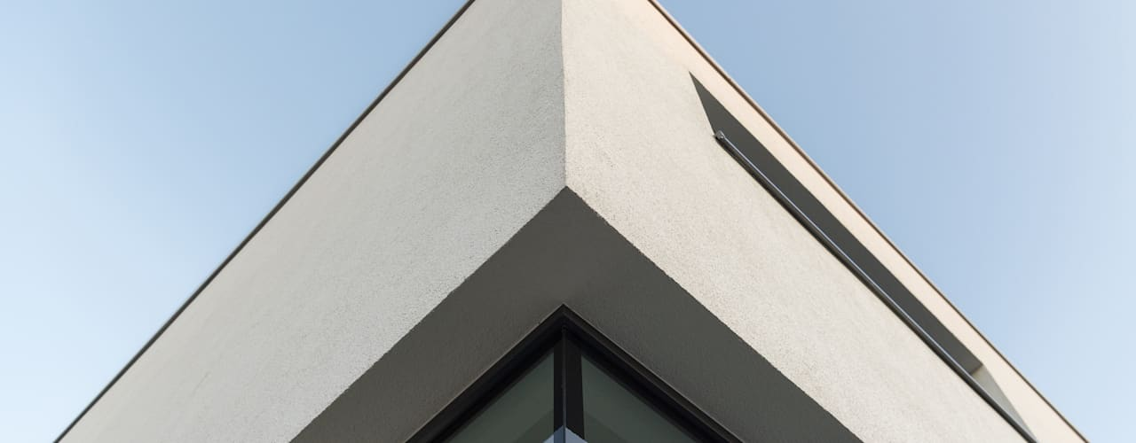 Maisons modernes par herbertarchitekten Partnerschaft mbB Moderne