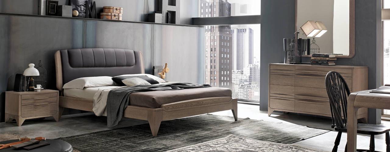 Bedrooms من Casa Più Arredamenti