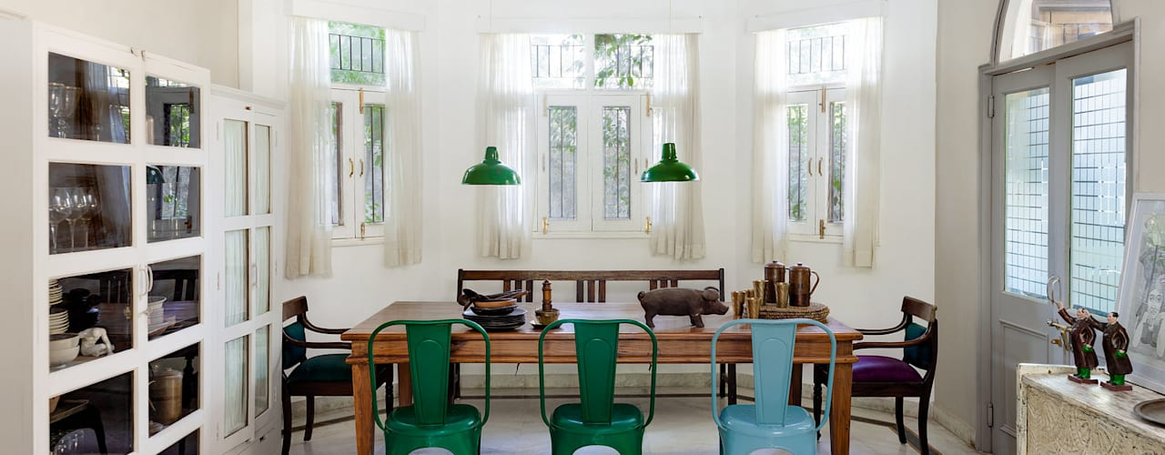 Dining room by Fabien Charuau Photography