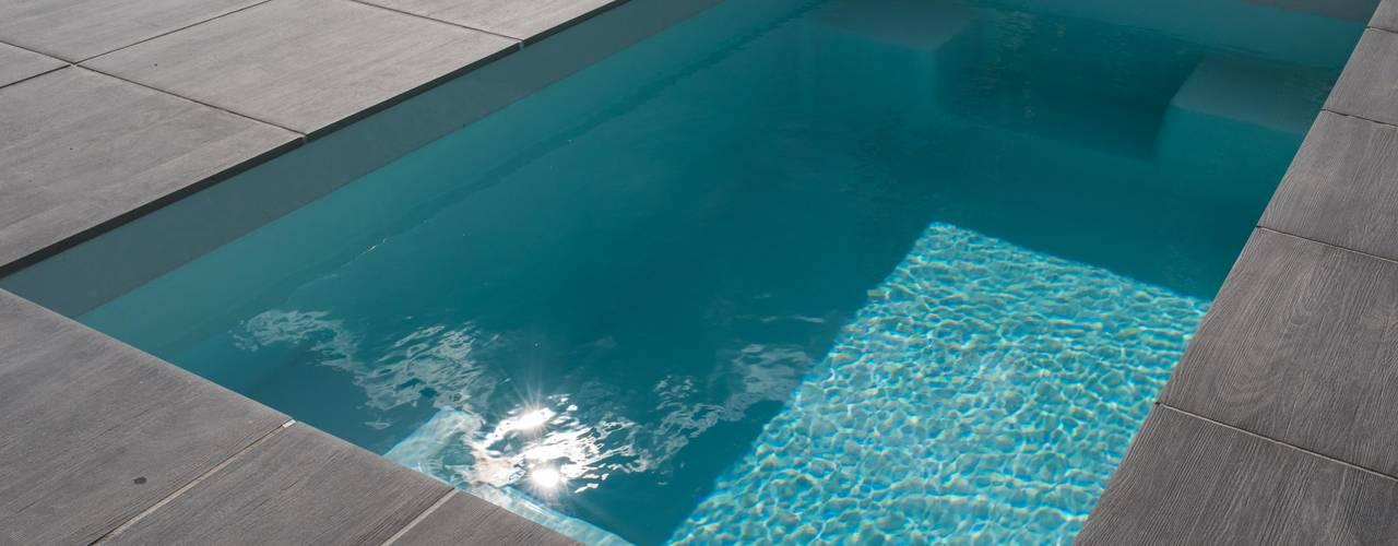 Minipool @wat - Meersalzwasser Tauchbecken für den Garten:   von design@garten - Alfred Hart -  Design Gartenhaus und Balkonschraenke aus Augsburg,