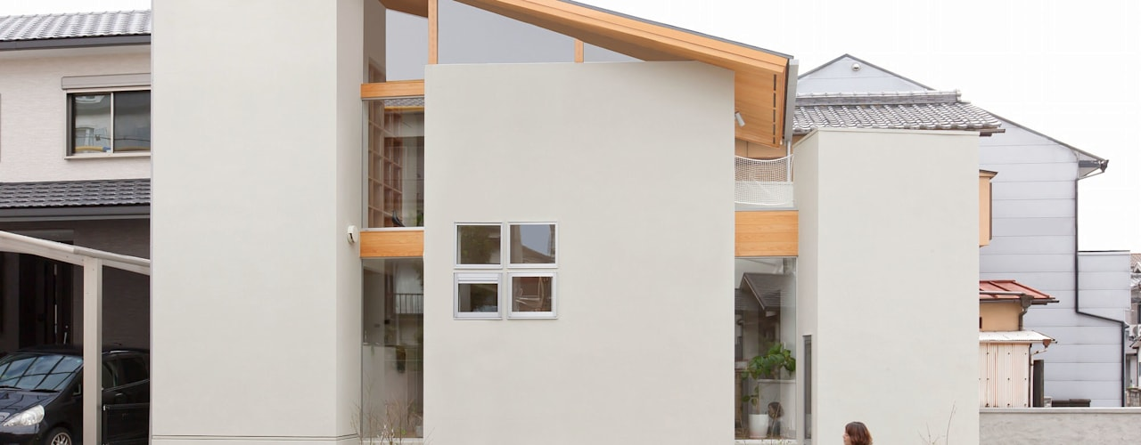 Houses by ALTS DESIGN OFFICE