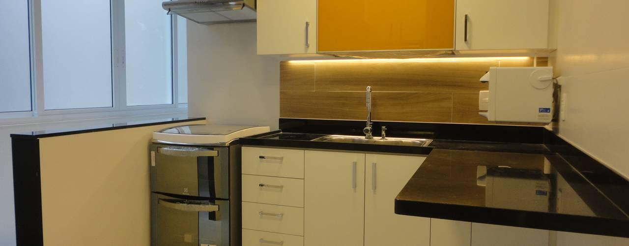 Cocinas de estilo  por Maria Helena Torres Arquitetura e Design