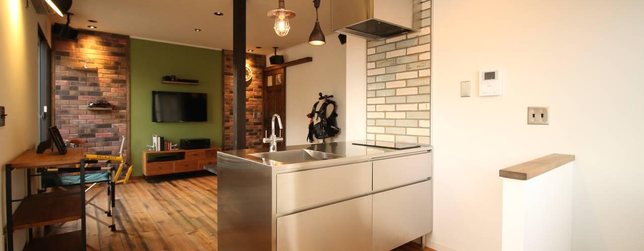 Cucine Moderne In Poco Spazio.11 Idee Per Una Piccola Cucina Aperta Sull Open Space