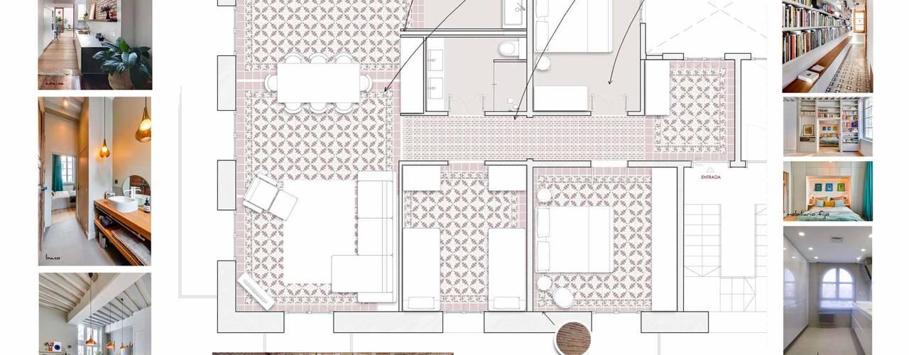 by Brick Serveis d'Interiorisme S.L.