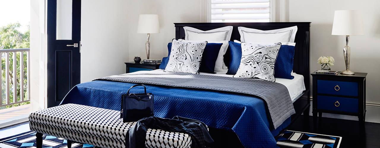 Grange México BedroomBeds & headboards Solid Wood Black