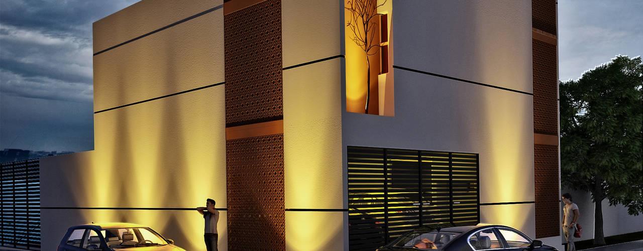 Casas modernas: Ideas, diseños y decoración de LOFT ESTUDIO arquitectura y diseño Moderno