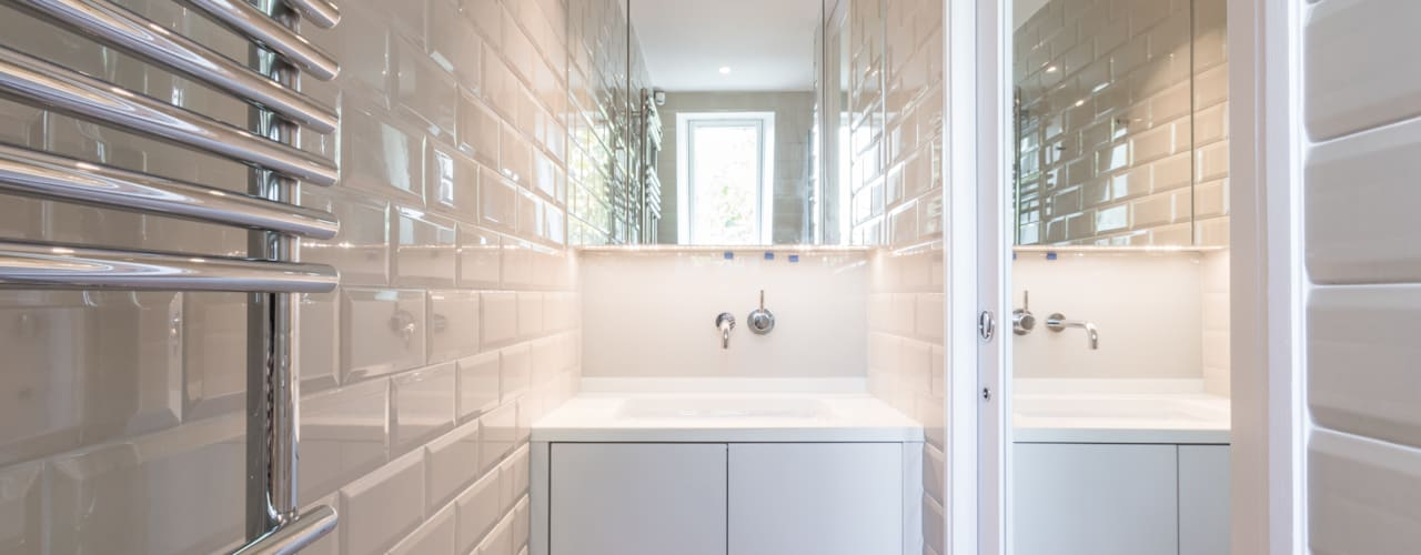modern Bathroom by TOTUS