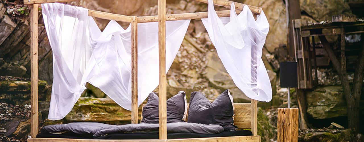 canopy bed edictum - UNIKAT MOBILIAR ห้องนอน