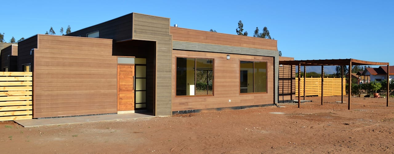 Houses by Casas Metal,