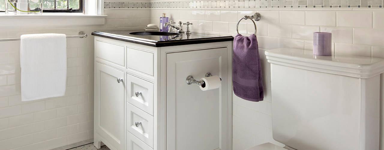 Baños de estilo  por Clean Design,
