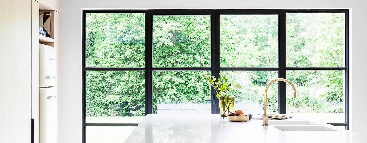 Projekty,  Kuchnia zaprojektowane przez JUMA architects