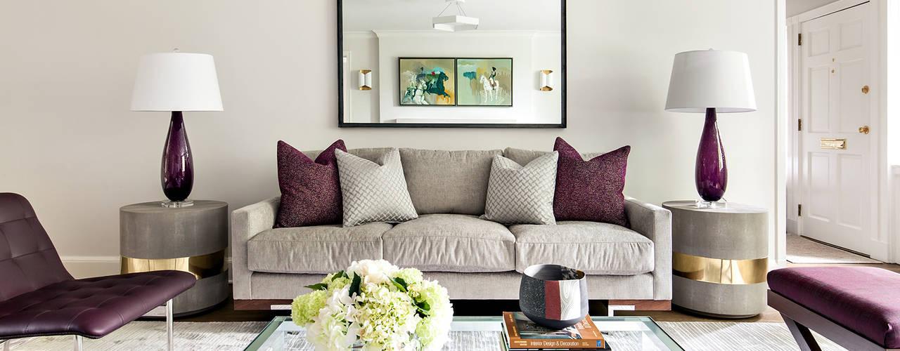 Wohnzimmer von Clean Design, Modern