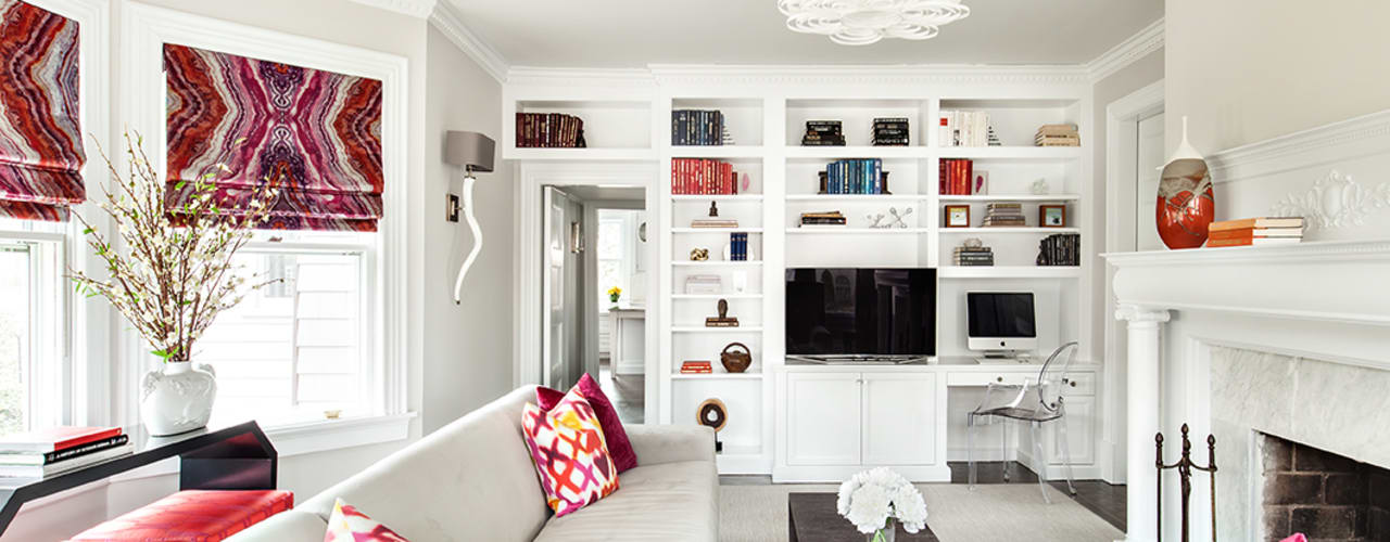 Ruang Keluarga Modern Oleh Clean Design Modern