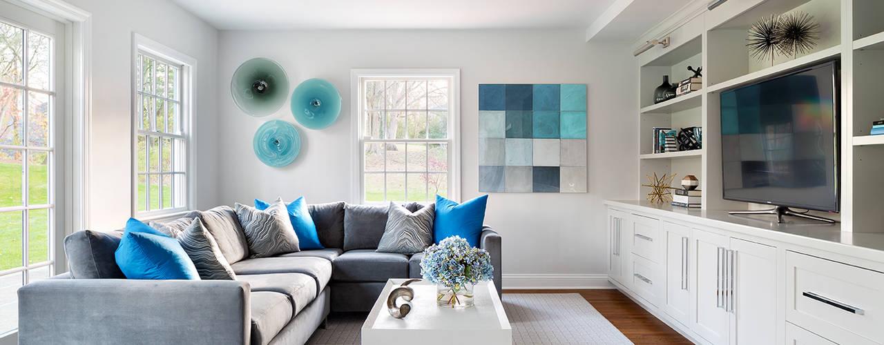 Moderne Wohnzimmer von Clean Design Modern