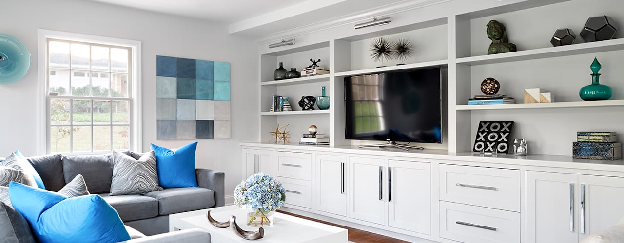 Modern living room by Clean Design Modern