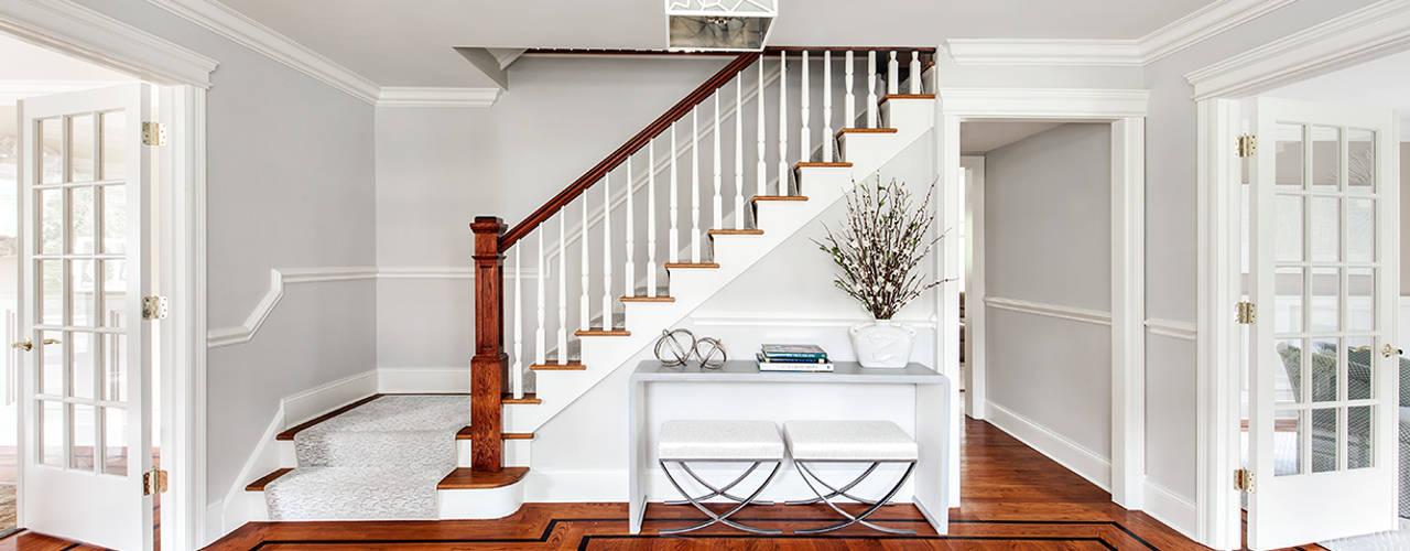 Moderner Flur, Diele & Treppenhaus von Clean Design Modern