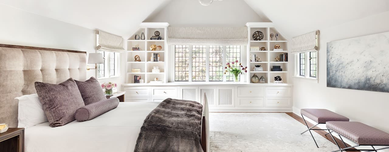 Clean Design Modern style bedroom
