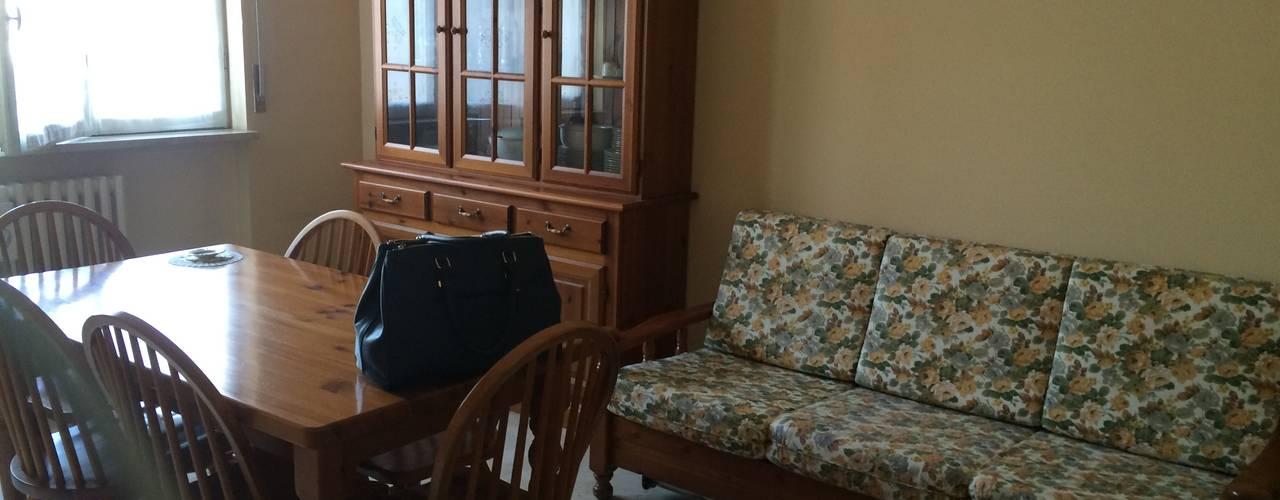 غرفة المعيشة تنفيذ Venduta a Prima Vista