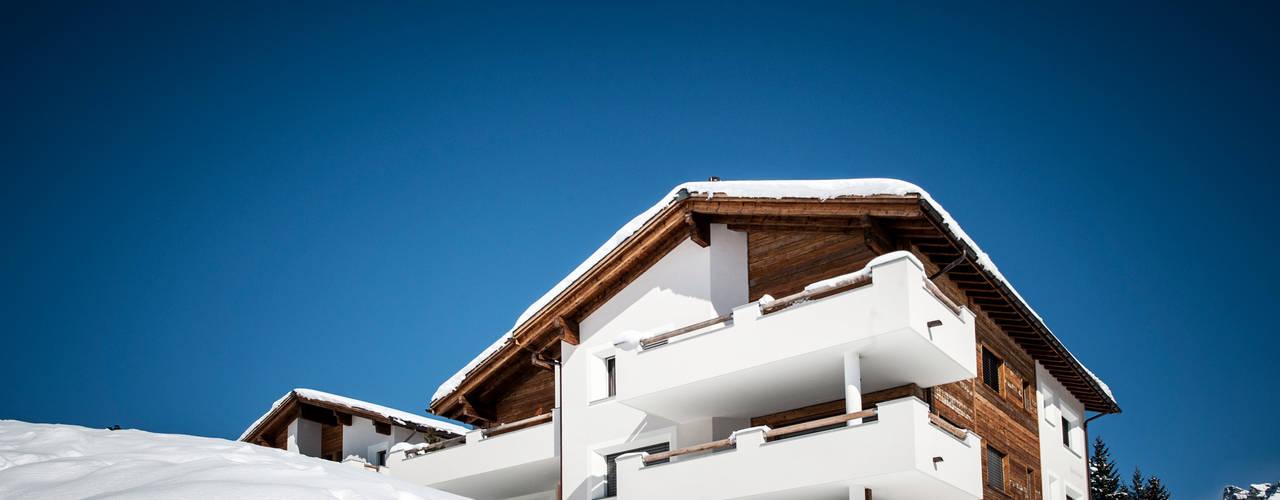 Maisons de style de style Rustique par Mood Interieur