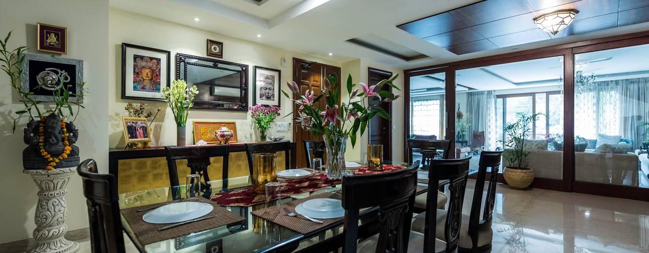Greater Kailash Residence:   by Vijay Kapur Designs