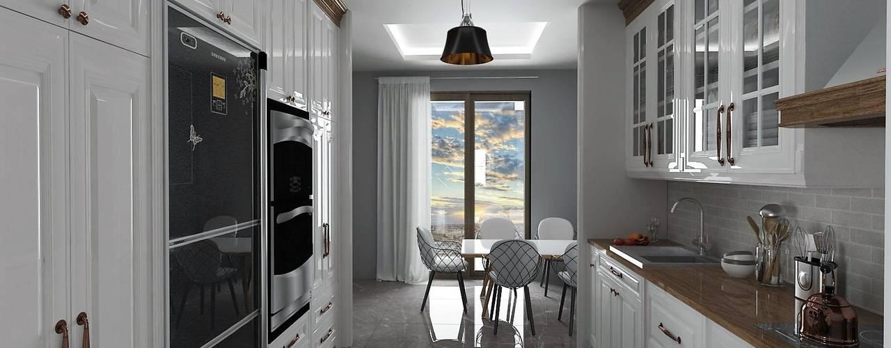 Projekty,   zaprojektowane przez Murat Aksel Architecture