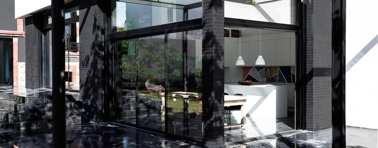 บ้านและที่อยู่อาศัย by Florence Gaudin architecte