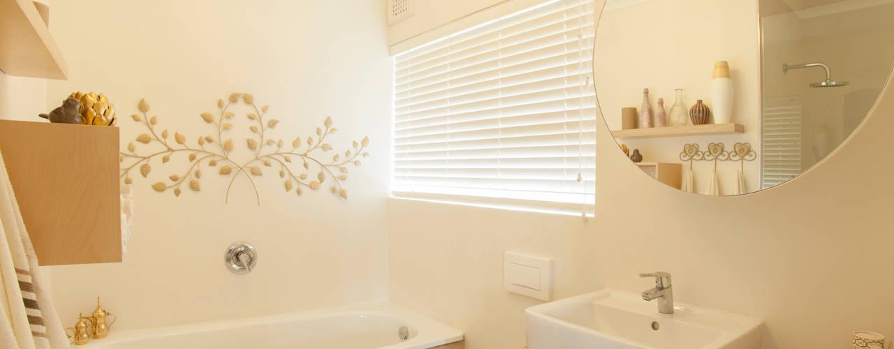 Badkamer door Redesign Interiors