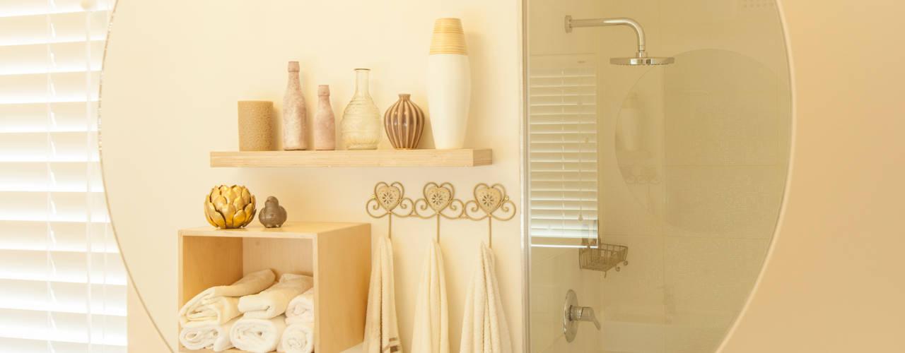 حمام تنفيذ Redesign Interiors, إنتقائي