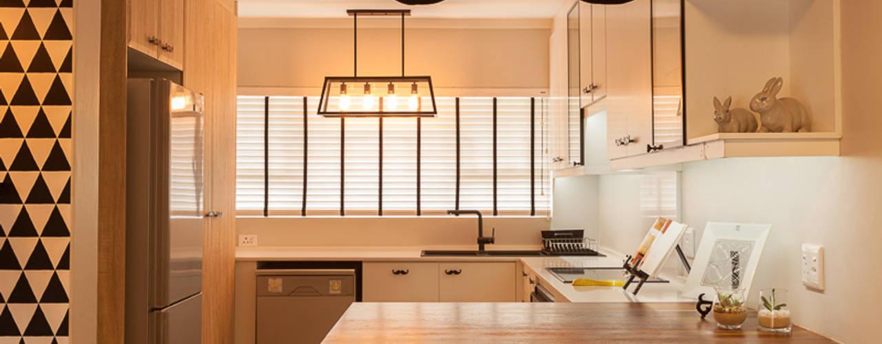 Кухни в . Автор – Redesign Interiors