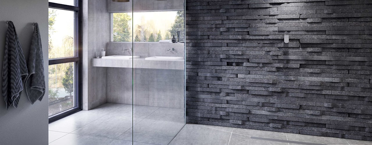 Bathroom CGI Visualisation #9:  Bathroom by White Crow Studios Ltd
