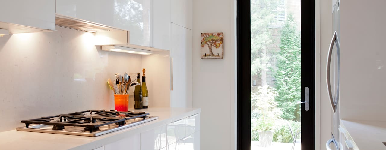 Dapur oleh Post Architecture, Skandinavia