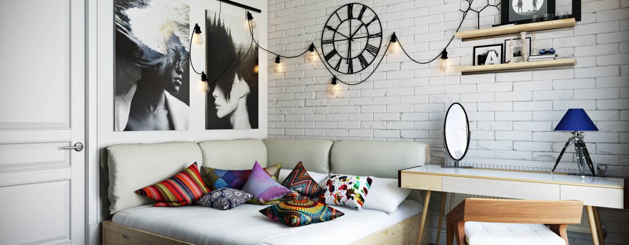 Дизайн Мира غرفة نوم