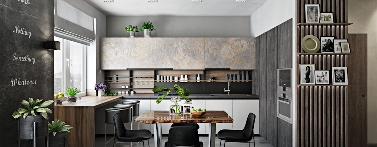 Cozinhas  por Дизайн Мира